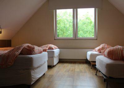 Familiekamer 1 voor 2-4 personen