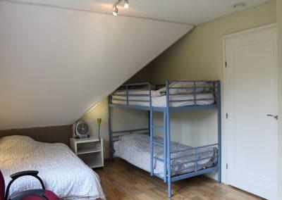 familiekamer voor 5-6 personen