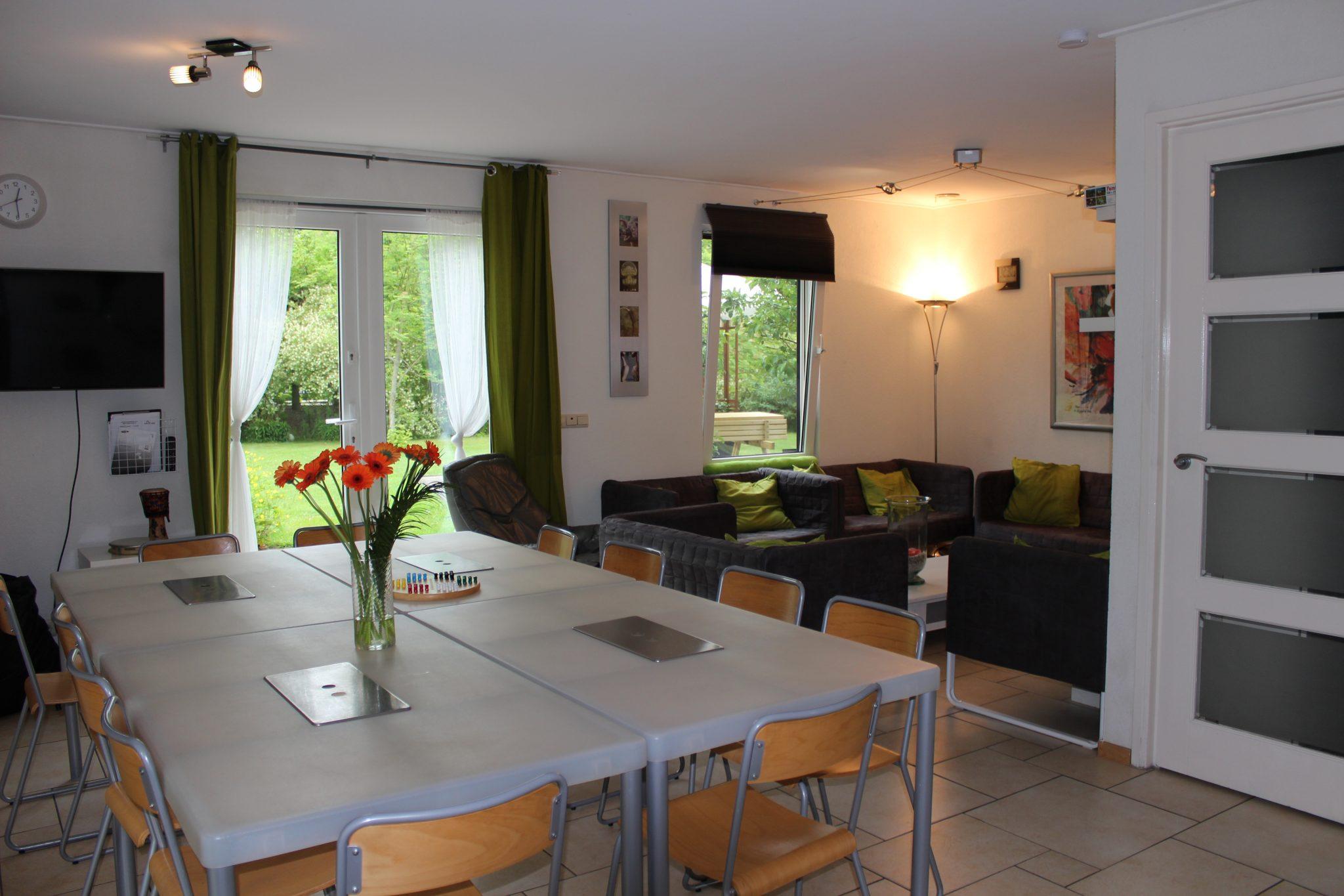 Keuken Met Zithoekje : Indeling vakantiehuis vakantie huis bij het bos