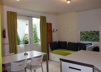 Woonkamer appartement voor 3-4 personen